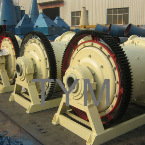 Factory Directly Sale Gypsum Powder Plant Machinery Ball Mill pictures & photos