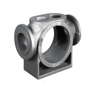 Customized High Precision Casting Iron Transmission Housing pictures & photos