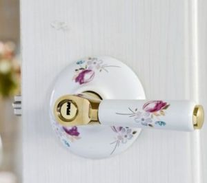 Semi-Ceramic Room Door Lock pictures & photos