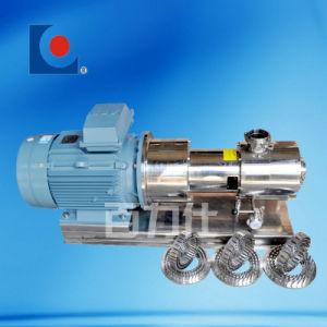 Food Grade High Shear Emulsifying Pump with CE Certification pictures & photos