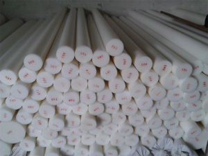 Nylon Rods, PA Rod, PA6 Rod, PA66 Rod with White Color pictures & photos