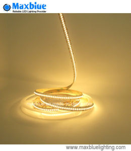 3000k Warm White Ra80/Ra90 High Density LED Strip pictures & photos