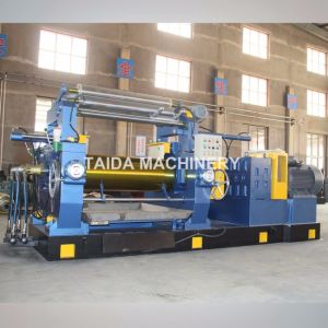 Two Roll Rubber Mixing Mill Machine Factory Plant Production Line Xk-400, 450, 550, 560, 610 pictures & photos