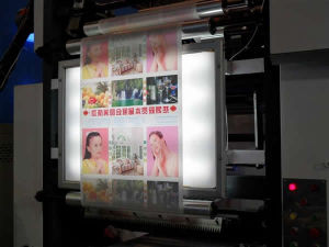 Plastic Bags Gravure Printing Machine pictures & photos