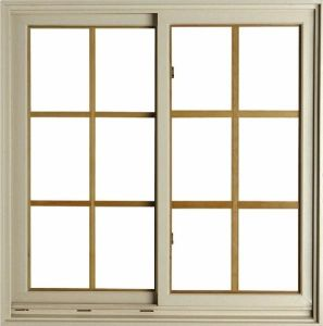 Double Glazing Aluminum Sliding Glass Window /Aluminium Windows pictures & photos