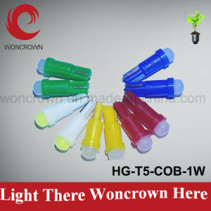 Woncrown Cheap Colorful Design COB Auto LED Bulbs pictures & photos