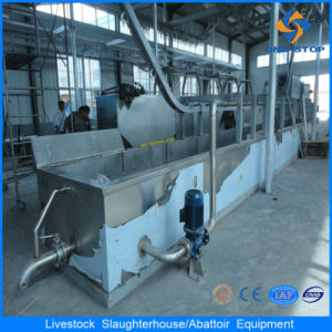 Pig Carcass Lifting Machine Slaughter Equipment pictures & photos
