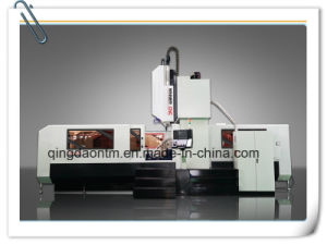 Floor Type Large CNC Boring Milling Machine for Railway Bogie (CKM3026) pictures & photos