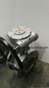 Special Manufatucre Two-Way Bi-Directional Butterfly Valve pictures & photos