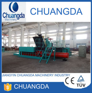 Production 0.9-1.1t/H Hydraulic Scrap Metal Recycling Machine pictures & photos