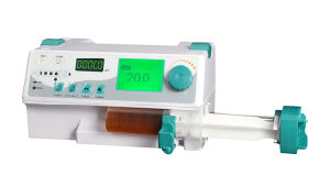 Single Channel Syringe Pump Without Library pictures & photos