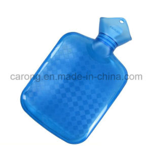 PVC Hot Water Bottle with FDA Approved pictures & photos