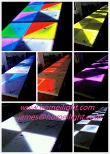 12PCS/Lot 1 Meters DMX 512LED Dance Floors Controller Wedding Dance Floors Disco Effect pictures & photos