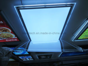 Magnetic Open LED Acrylic Ultra Thin Light Box pictures & photos