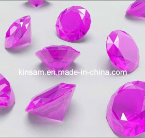 Crystal Glass Diamond Craft for Christmas Gift pictures & photos
