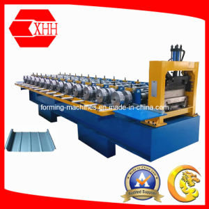 Standing Seam Roll Forming Machine With Adjustment (YX65-300-400-500) pictures & photos