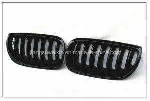 "Brilliant Black Auto Car Grille for BMW X3 E83 2006-2010"" pictures & photos"