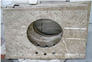 Granite Vanity Top for Bathroom pictures & photos