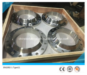 En1092-1 Stainless Steel F347h Welded Type11 Flange pictures & photos