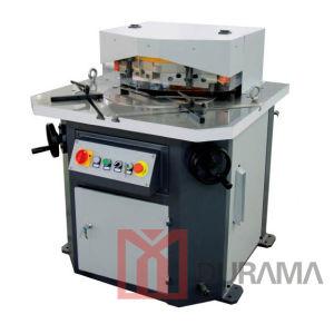 Hydraulic Notching Machine/ Angle Notcher / Angle Cutting Machine / Metal Notcher / Hydraulic Notcher pictures & photos