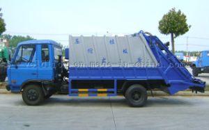 Isuzu 6m3 4X2 Compactor Garbage Truck pictures & photos