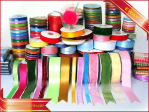 Printing Tape Gift Packing Ribbon Tape Promotional Tape pictures & photos
