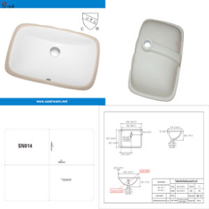 North American Upc Approved Bathroom Sinks (SN014) pictures & photos