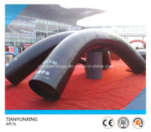 API Pipeline 3PE Bend with 3 Lay Polyethylene Coating pictures & photos