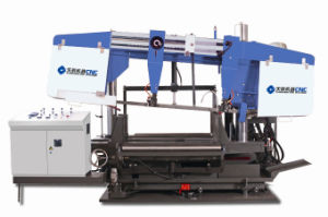 CNC Band Sawing Machine for H Beams pictures & photos