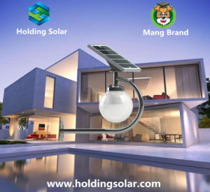 Solar Green Energy Saving Lamp with Intelligent Light Control pictures & photos