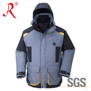 Waterproof Sea Fishing Winter Jacket (QF-959A) pictures & photos