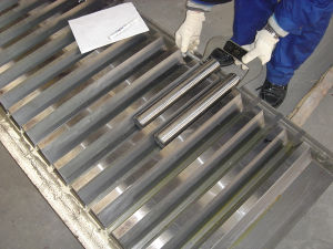 High Precision Hardened & Ground Gear Rack (Rack Gear, Rack) pictures & photos