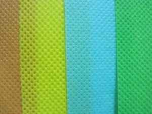 Customized PP Spunbond Nonwoven Fabric pictures & photos