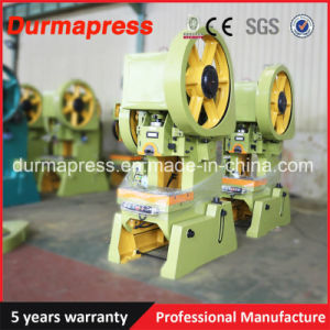 Sheet Mechanical Press 25ton Iron Plate Punch Press Machine pictures & photos