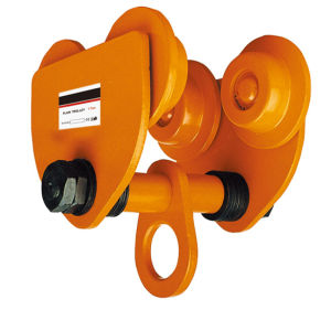 2t 3t Manual Chain Hoist Trolley pictures & photos