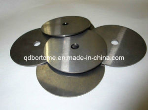 Ground Cemented Carbide Disk for Cutting Tools