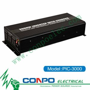 Pic-3000 3000W Modified Sine Wave Inverter with Charger pictures & photos