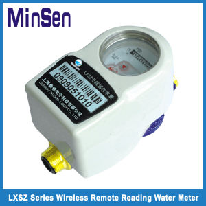 Intelligent Water Meter with Wireless Remote Valve Control pictures & photos
