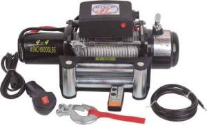 4WD Winch for 8000 Lbs