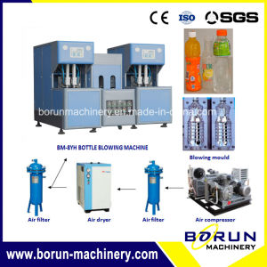 Semi Automatic Pet Bottle Making Machine for Juice Drinking pictures & photos