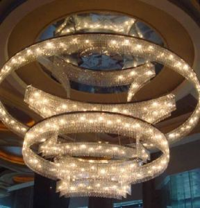 Modern Crystal Customized Lamp (WHP-9153Z) pictures & photos