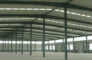 Low Cost Steel Structure Godown to Tanzania pictures & photos