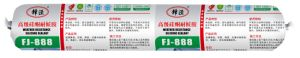 100% RTV Silicone Sealant From Professional China Manufacture pictures & photos