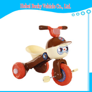 China Good Quality Kids Tricycle with Cheap Price Baby Three Wheeler pictures & photos