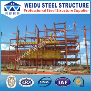 Steel Structure Building Multi-Storey (WD092820)