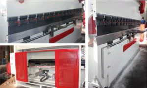 China Hydraulic Press Brake Bending Machine Pbh-50t/2500 pictures & photos