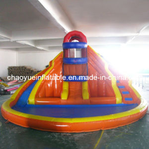 Banzai Inflatable Water Slide (CYSL-572) pictures & photos