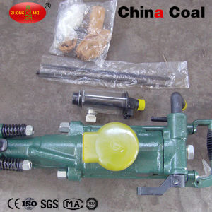 China Coal Yt27 Portable Pneumatic Rock Drilling Machine pictures & photos