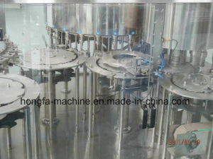 18-18-6 Full-Automatic Water Filling Machine pictures & photos