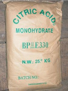 Food Grade and Cosmetic Grade Citric Acid pictures & photos